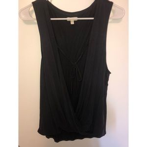 Navy blue tank from Urban Outfitters